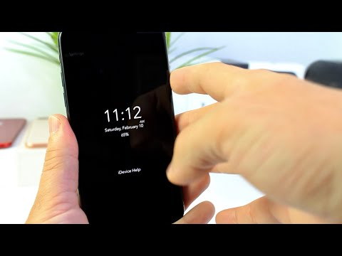 Always on display LockScreen on  iPhone X NO Jailbreak
