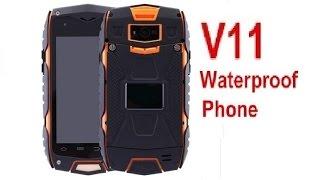 Распаковка: Original Guophone V11 Smartphone