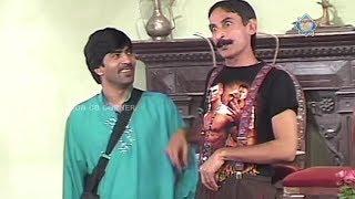 Doodh Patti | Iftikhar Thakur | Sajan Abbas - Funny Stage Drama Clip