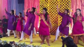 holud dance bd   shoumik   best holud dance ever