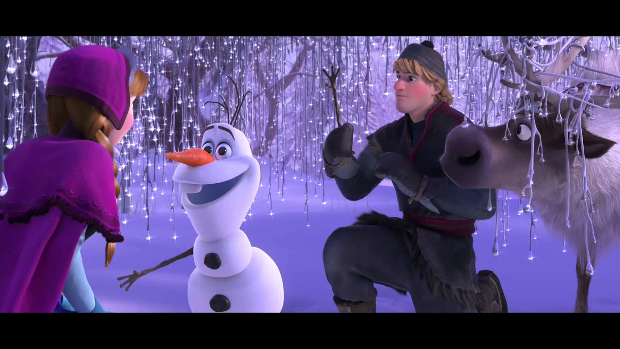 Frozen Clip No Heat Experience Disney Movie Hd English