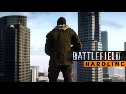 Battlefield Hardline Beta - Cinematic Movie