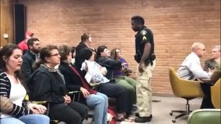 Vermilion Parish teacher gets arrested at school board meeting