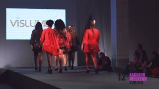 Vislumbre - Verão 2016 - 12ª Fashion Weekend Plus Size