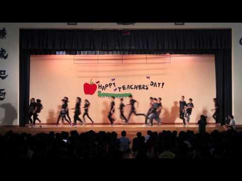 Holy Innocent's High School - Teachers' Day Performance 2013 video