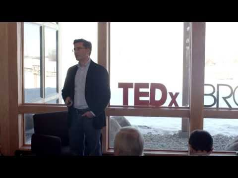 Post-modern agriculture for a post-modern world: John Robinson MD, PhD at TEDxBrookings