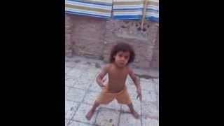 Tarazan Dance رقصة طرزان