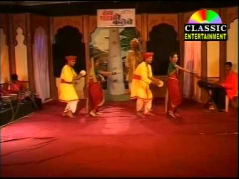Navri Nateli-Marathi New Devotional Bhakti Geet Video Song Of...