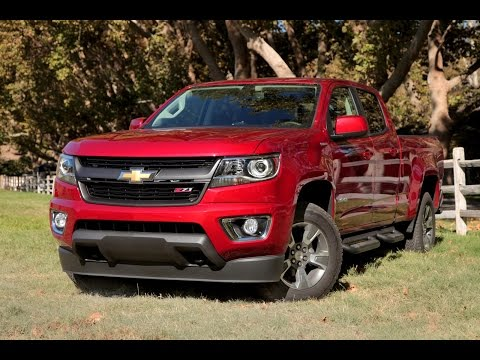 2016 Chevy Colorado Diesel Review