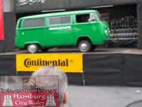 Street Mag Show VW Bus Lowrider Video