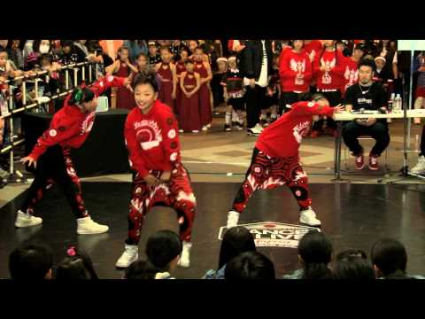 STREET DANCE STUDIO WHITE HAT Xperia™ Presents DANCE@LIVE JAPAN FINAL 2014 Music Videos