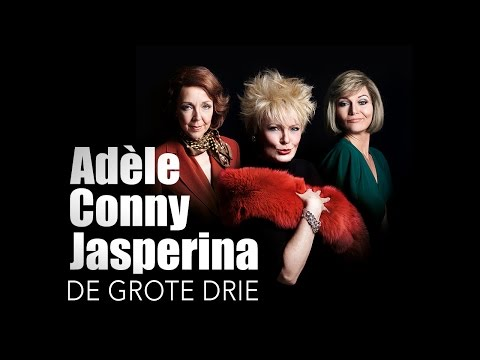 Pre-promo Adèle Conny Jasperina - De Grote Drie