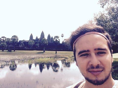 Video 4: Trip to Ankor Wat (Cambodia) & Train to Bangkok