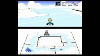 Super Mario Kart Beta Music - Vanilla Lake (accurate)