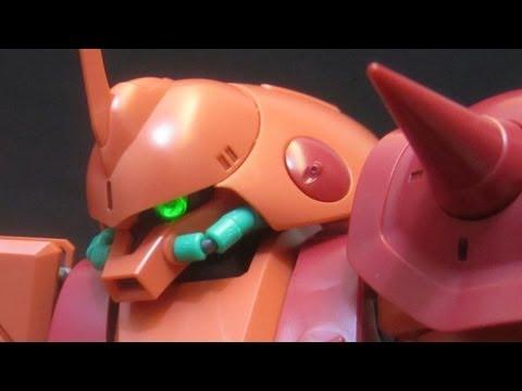 MG Marasai (Part 2: Plates) Zeta Gundam Titans Gunpla model review