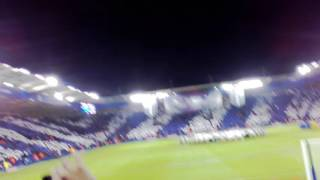 WB2 at Leicester City v Club Brugge
