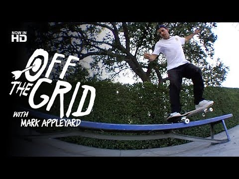 Mark Appleyard - Off The Grid