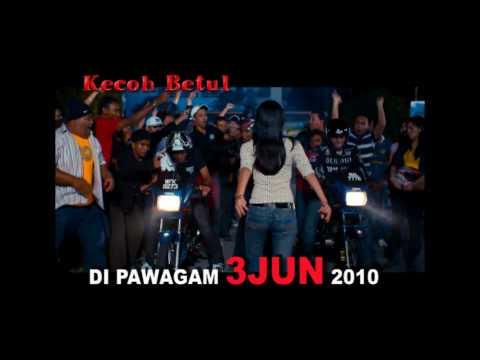 Kecoh Betul Filem Komedi Rempit Di Pawagam 3 Jun 2010 video