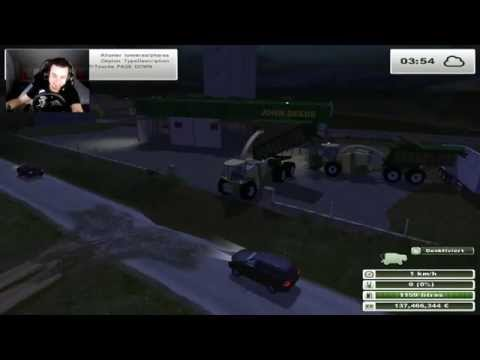 Farming Simulator 2013 I On s'attaque a la map ExtreNort 2014 More Realistic ! #4