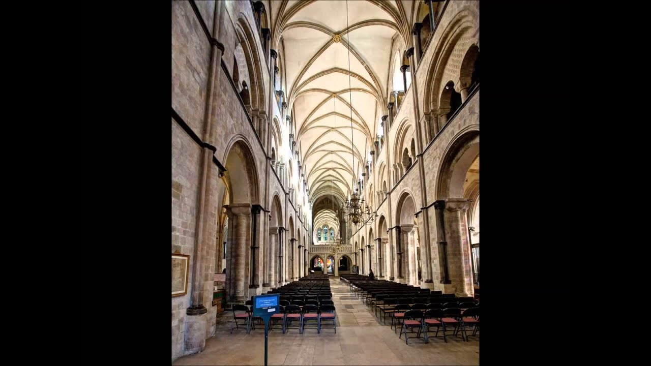 Choir Of Chichester Cathedral Directed By Alan Thurlow - Choral Music Of Charles V. Stanford
