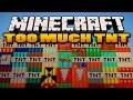 Minecraft Too Much TNT Mod Atom bomb