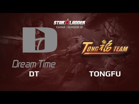 Dream Time vs TongFu, Star Series China Day 2 Game 3