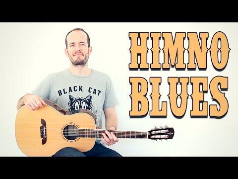 Cómo Tocar Blues En Forma De Himno - Guitarra Fingerstyle