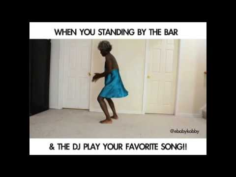 WHEN THE DJ PLAY YOUR FAVORITE SONG (African Comedy)