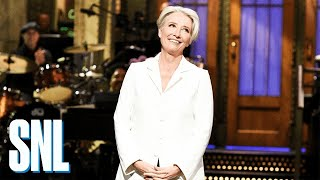 Emma Thompson Monologue - SNL