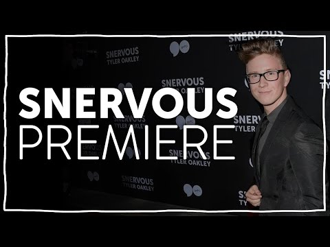 WE MADE A MOVIE (My Crazy LA Snervous Premiere) | Tyler Oakley thumbnail