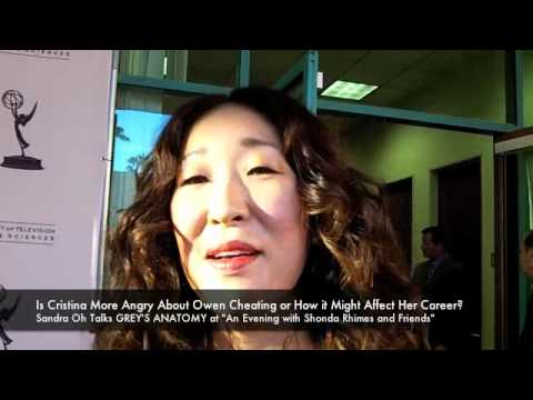 Ellen Pompeo and Sandra Oh Talk GREY'S ANATOMY