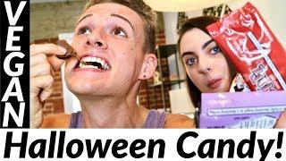 Vegan Halloween Candy [TASTE TEST]