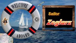 ZEGLARZ ( SAILOR )- Blue Romantic by Grace Gordon
