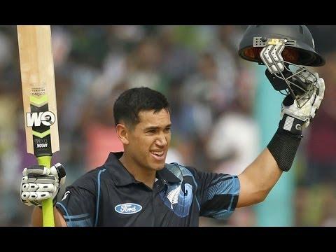 Hot Spot - New Zealand Clinch ODI Series In Hamilton - Cricket World TV