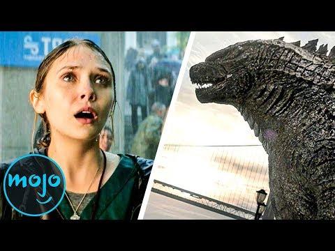 Top 10 Craziest Disaster Scenes in Movies