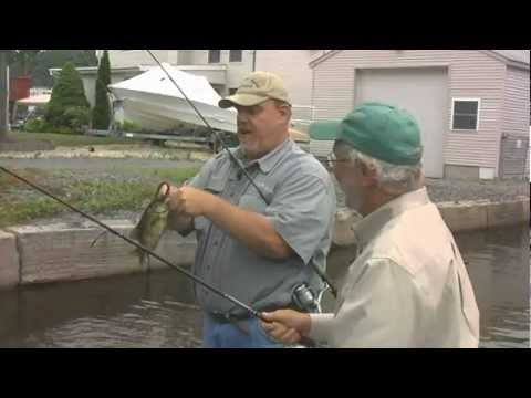 DVO 1207-Lake Hopatcong Bass Fishing