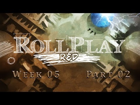 RollPlay R&D - Numenera - Week 5, Part 2 (Short Week, Internet Issues)