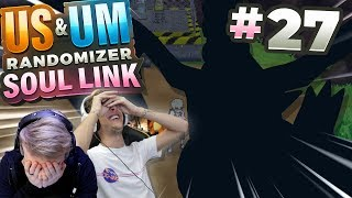 IT HAPPENED... AGAIN. (Pokemon USUM Randomizer Soul Link • #27 • w/ FeintAttacks)