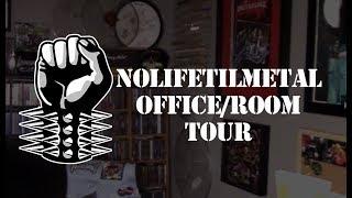 2019 NoLifeTilMetal Room Tour