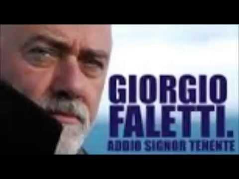 """Giorgio Faletti - Identikit - """"Non avrò il tempo di invecchiare, ma non lo posso sapere"""""""