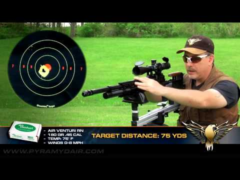 Evanix Tactical Sniper Air Rifle - Airgun Reporter Episode #115
