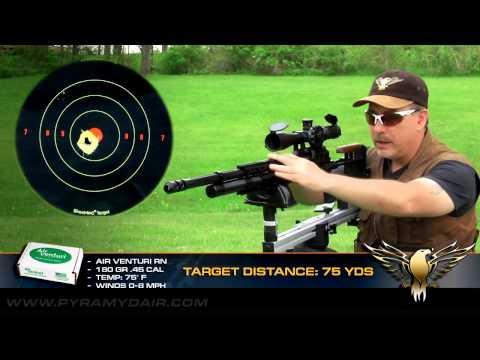 Evanix Tactical Sniper Air Rifle - Airgun Reporter Episode #115