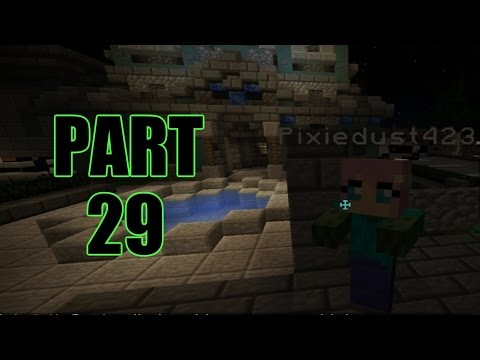The FGN Crew Plays: Minecraft Part 29 - Zombie Tixie (PC)