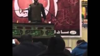 zakir waseem baloch 10 April 2016 paris