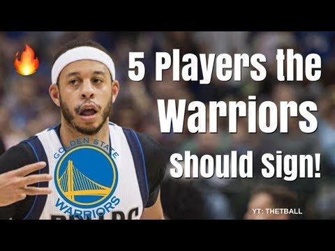 5 Players the Warriors SHOULD Sign For CHEAP This Offseason | Golden State Gives Steph Curry Help!