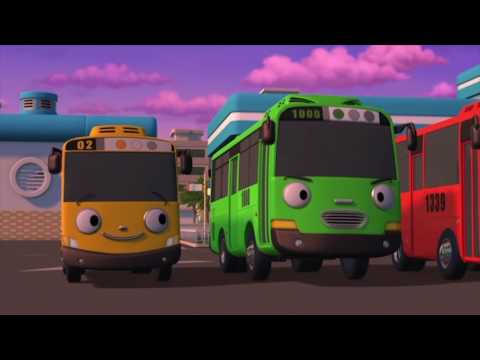 ТАЙО все серии. Сборник мультфильмов Автобус Тайо. Второй сезон 21-26 серии