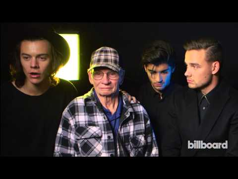 One Direction Adds Sixth Member! (backstage At The 2014 Amas) video