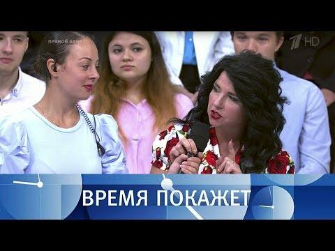 О Трампе и газе. Время покажет. Выпуск от 15.08.2018
