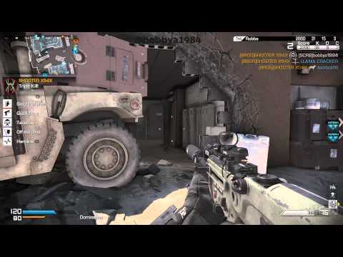 Call of Duty: Ghosts - Bobbya1984 Plays Ground War