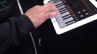 iPAD & GarageBand:鞠と殿様